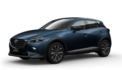 2020 MAZDA CX-3 STOURING CX-3 E 6AUTO STOURING PETROL FWD Deep Crystal Blue