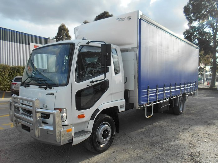 2015 FUSO FIGHTER 1224 null null White