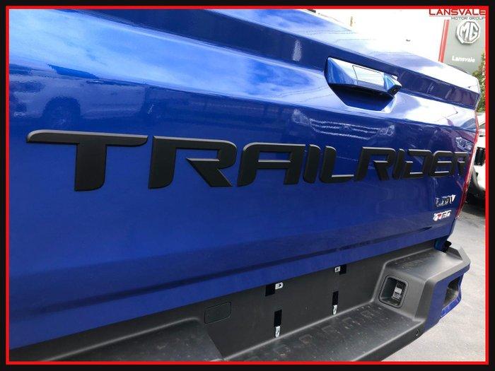 2020 LDV T60 Trailrider SK8C JEWEL BLUE