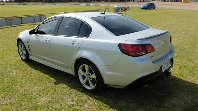 2016 Holden Commodore SV6 VF Series II MY16 Nitrate
