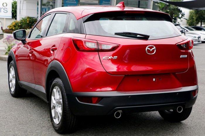 2020 Mazda CX-3 Maxx Sport DK Soul Red Crystal