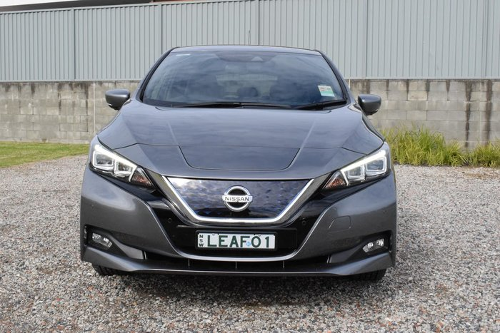 2019 Nissan LEAF ZE1 Grey