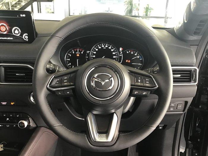 2020 Mazda CX-5 Akera KF Series 4X4 On Demand Black