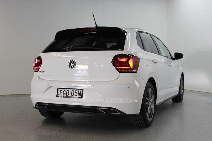 2019 Volkswagen Polo 85TSI Comfortline AW MY19 White