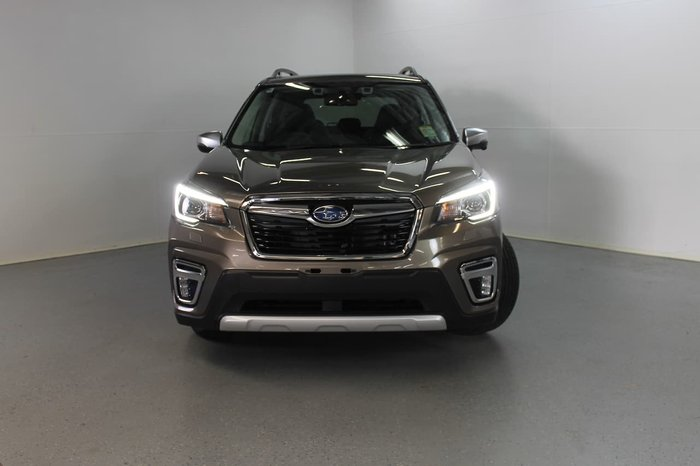 2020 Subaru Forester 2.5i-S S5 MY20 Four Wheel Drive Bronze