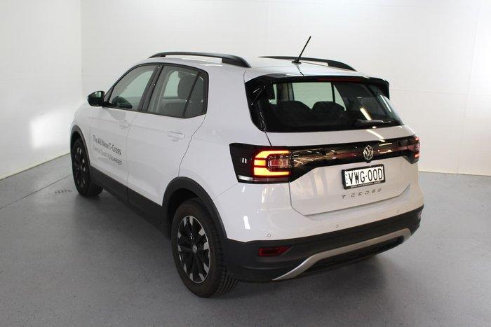 2020 Volkswagen T-Cross 85TSI Life C1 MY20 White