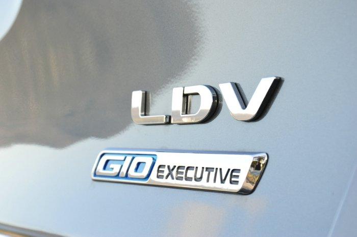 2019 LDV G10 Executive SV7A LAVA GREY