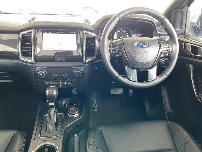2019 Ford Everest Titanium UA II MY19.75 4X4 Dual Range Blue
