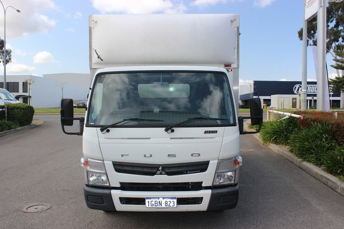 2016 FUSO 815 LWB MANUAL null null WHITE