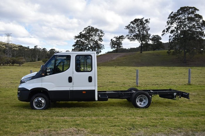 2020 IVECO 50C21 DUAL CAB - IN STOCK null null null