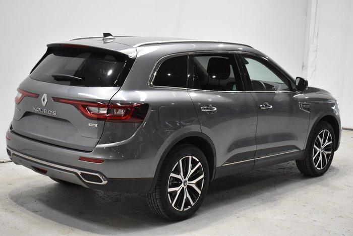 2020 Renault Koleos Intens HZG MY20 Four Wheel Drive Grey