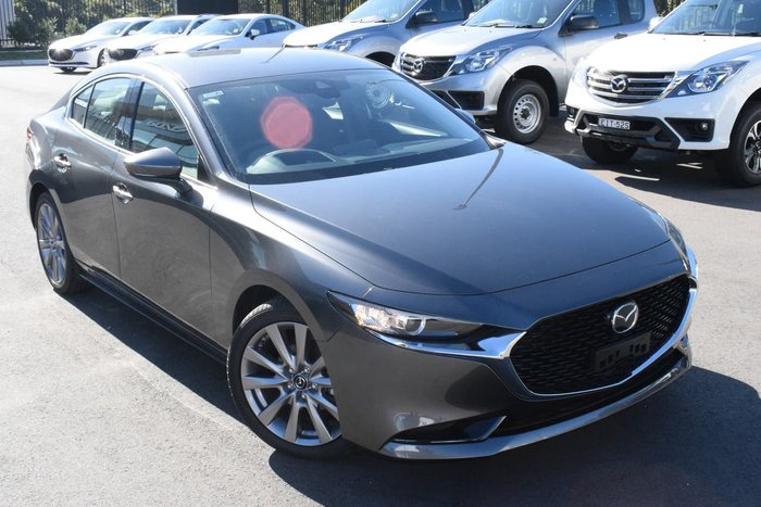 2019 Mazda 3 G20 Touring BP Series Grey