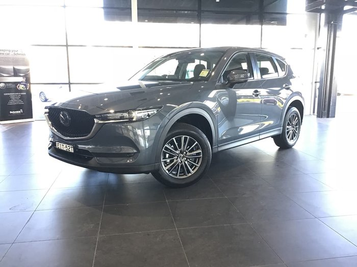 2020 Mazda CX-5 Maxx Sport KF Series Grey