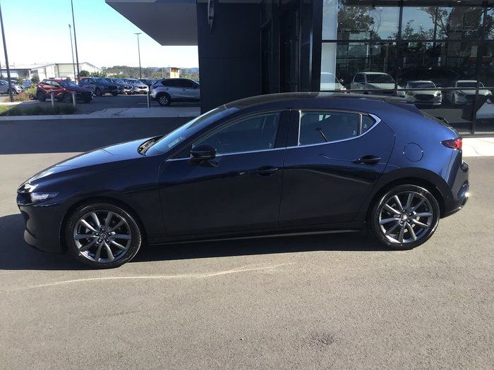 2020 Mazda 3 G25 GT BP Series Blue
