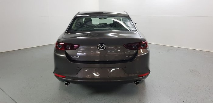 2020 Mazda 3 G20 Pure BP Series Bronze