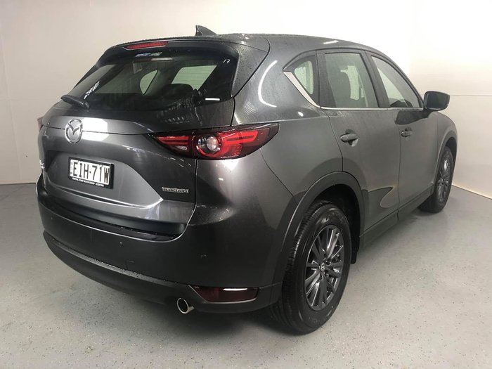 2020 Mazda CX-5 Touring KF Series 4X4 On Demand Grey