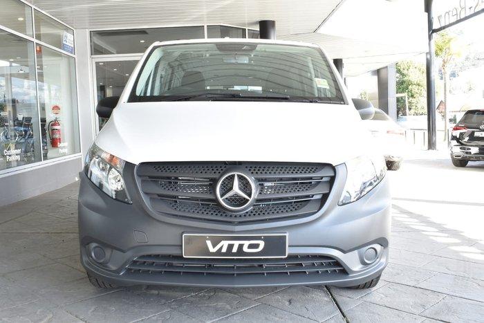 2020 Mercedes-Benz Vito 116CDI 447 White