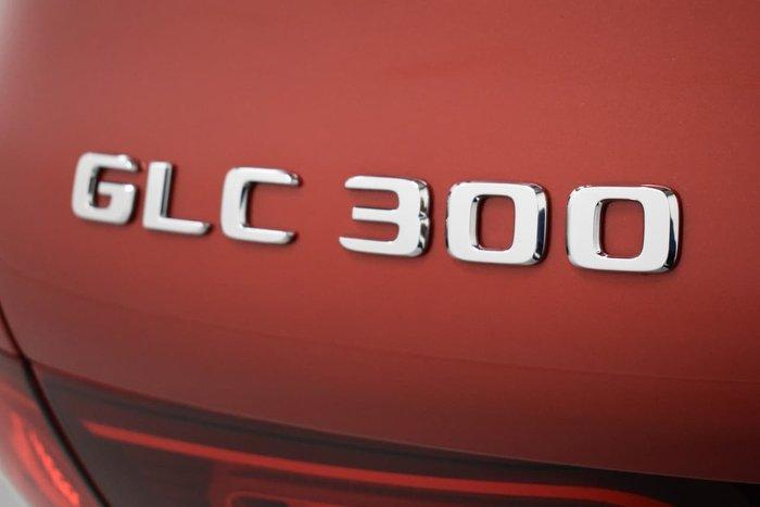 2019 Mercedes-Benz GLC-Class GLC300 X253 Four Wheel Drive Red