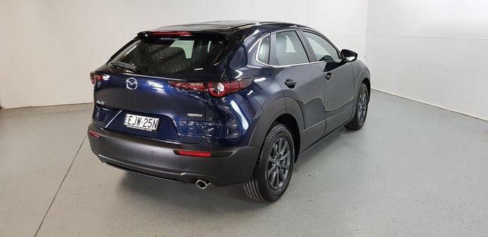 2020 Mazda CX-30 G20 Pure DM Series Blue