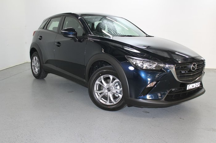 2020 Mazda CX-3 Maxx Sport DK Blue