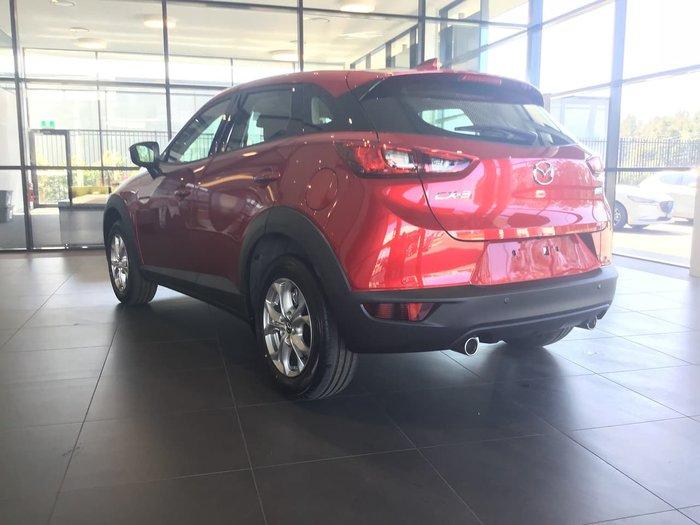 2020 Mazda CX-3 Maxx Sport DK Red
