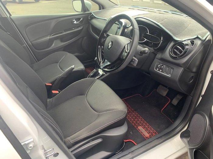 2013 Renault Clio Expression IV B98 White