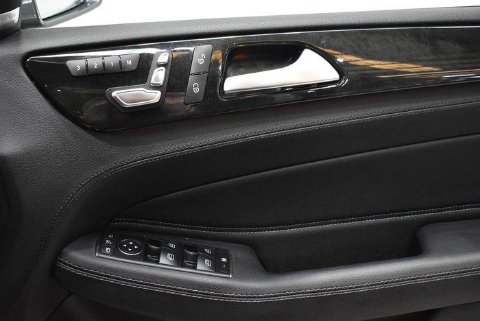 2018 Mercedes-Benz GLE-Class GLE350 d W166 Four Wheel Drive Grey