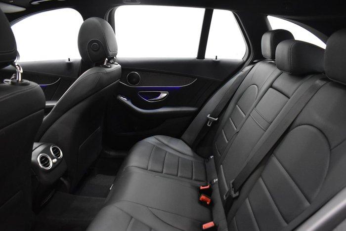 2019 Mercedes-Benz C-Class C200 S205 Black