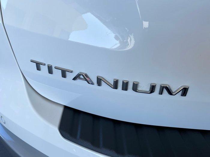 2020 Ford Everest Titanium UA II MY20.25 4X4 Dual Range White