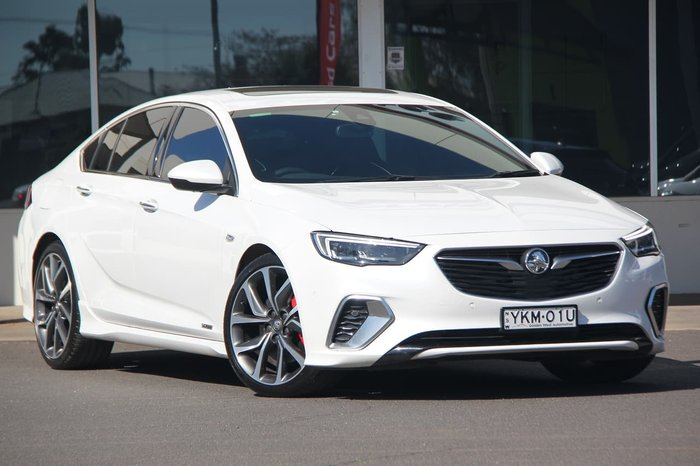 2018 Holden Commodore VXR ZB MY19 4X4 On Demand White