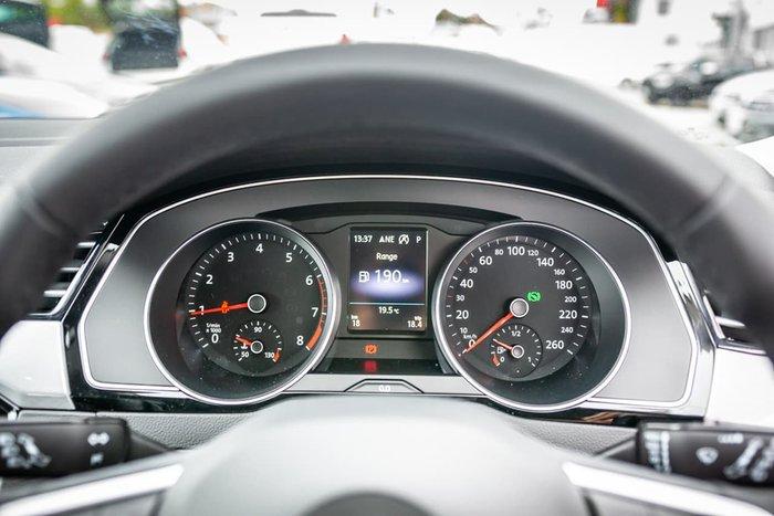 2020 Volkswagen Passat 140TSI Business B8 MY20 Silver