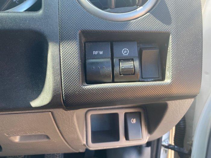 2010 Ford Ranger XLT PK 4X4 White