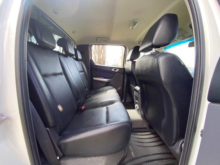 2011 Mazda BT-50 GT UP 4X4 White