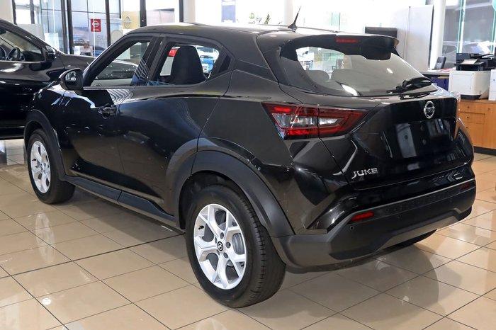 2020 Nissan JUKE ST+ F16 Black