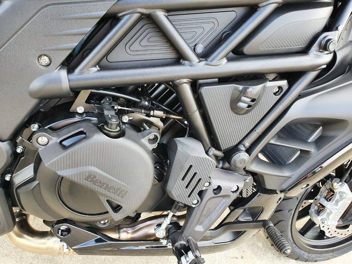 2020 Benelli 502C Black