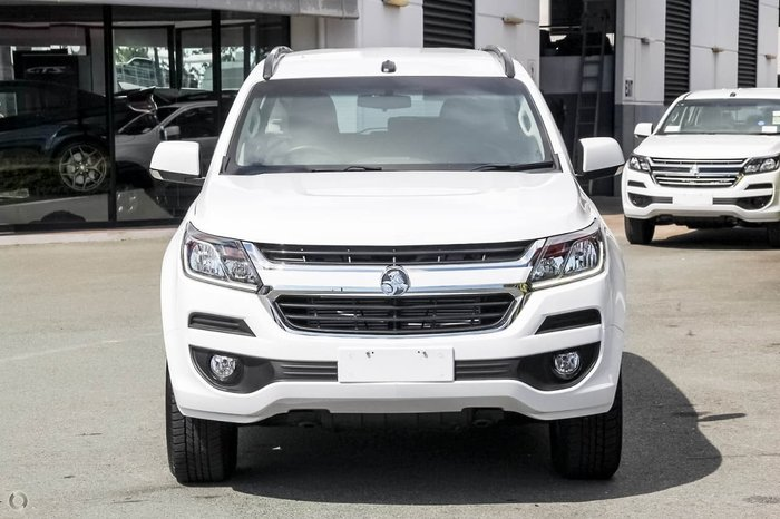 2020 Holden Trailblazer LT RG MY20 4X4 Dual Range White