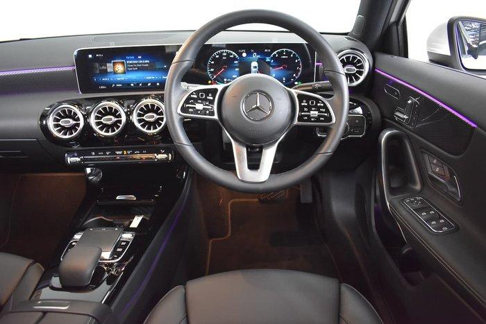 2019 Mercedes-Benz A-Class A250 W177 White