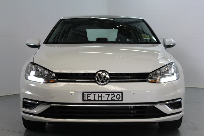 2020 Volkswagen Golf 110TSI Comfortline 7.5 MY20 White