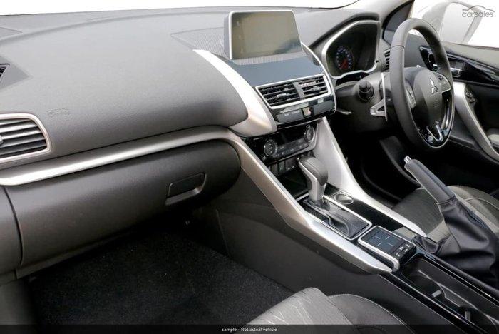 2020 Mitsubishi Eclipse Cross Exceed YA MY20 4X4 On Demand White