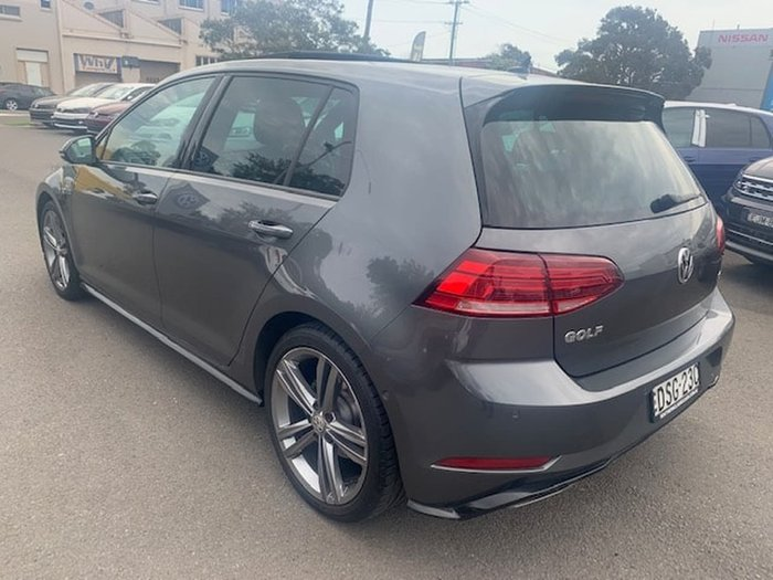 2017 Volkswagen Golf 110TSI Highline 7.5 MY18 Grey