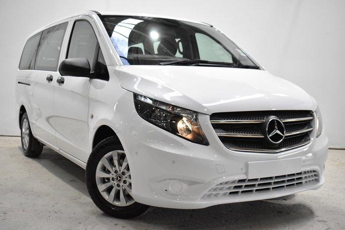 2018 Mercedes-Benz Valente 116BlueTEC 447 White