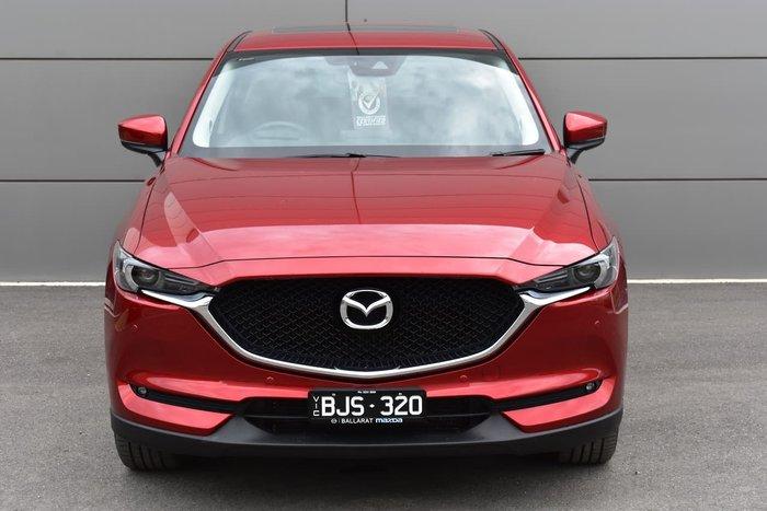 2018 Mazda CX-5 GT KF Series 4X4 On Demand Red