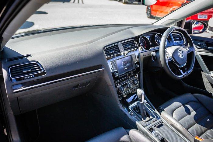 2017 Volkswagen Golf 110TSI Highline 7 MY17 Black