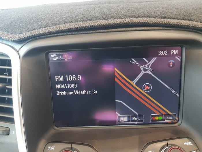 2015 Holden Commodore SS V Redline VF MY15 Red