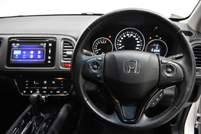 2015 Honda HR-V VTi-S MY15 White