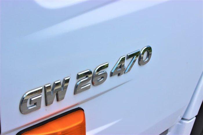 2014 UD GW470 WHITE