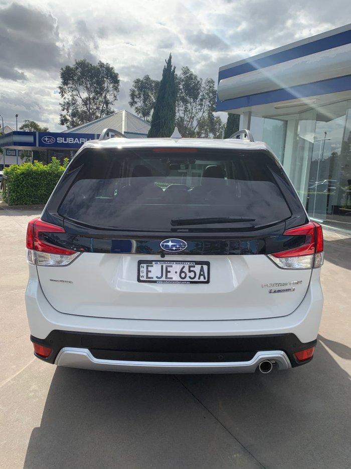 2020 Subaru Forester Hybrid S S5 MY20 Four Wheel Drive White