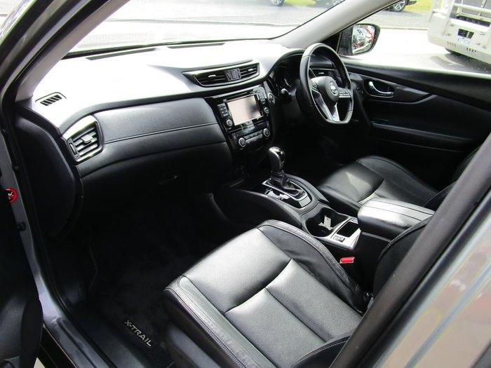 2017 Nissan X-TRAIL ST-L T32 Series II Grey