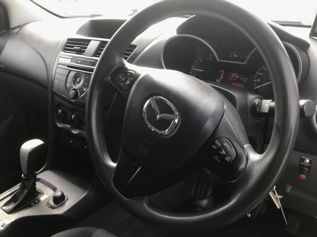 2015 Mazda BT-50 Mazda BT-50 Q 6A 3.2L DUAL CAB UTILITY XT 4X4 Cool White