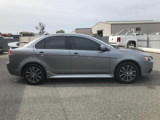 2015 MITSUBISHI LANCER ES SPORT CJ MY15 grey